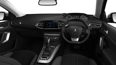 308 5 door The Peugeot i-Cockpit, Driving Reinvented