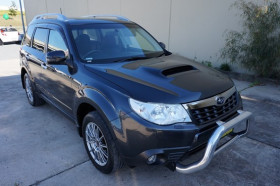Subaru Forester S-EDITION S3