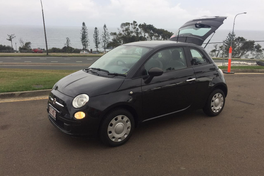 2015 Fiat 500 Series 3 Pop Hatchback