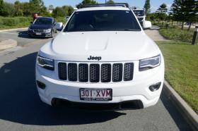2014 Jeep Grand Cherokee WK Blackhawk Wagon