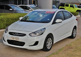 Hyundai Accent Active Used RB2