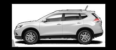 X-TRAIL Ti 4WD Petrol Auto