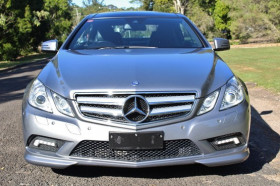 Mercedes-Benz E250 Elegance C207  BlueEffici