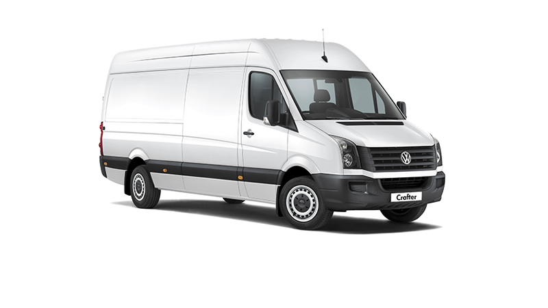 Crafter Van Runner LWB TDI340 6 Speed Manual