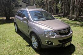 Holden Captiva LT CG