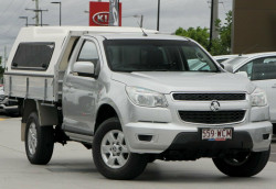 Holden Colorado LX RG MY14