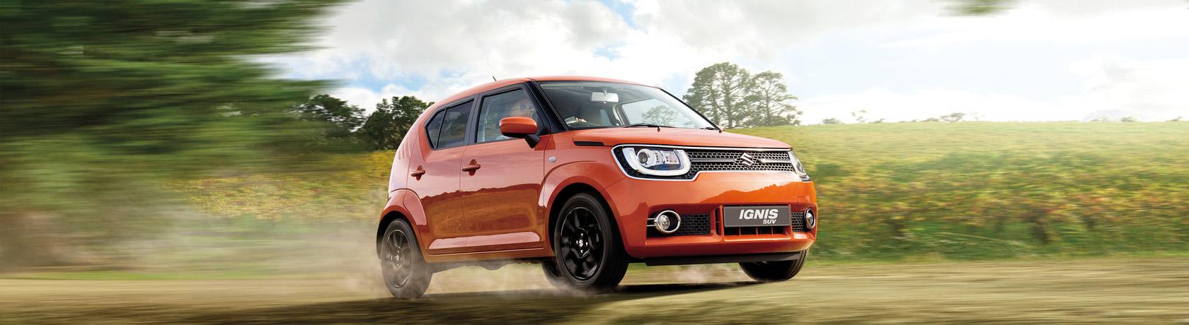New Ignis for sale in Brisbane - Q Suzuki