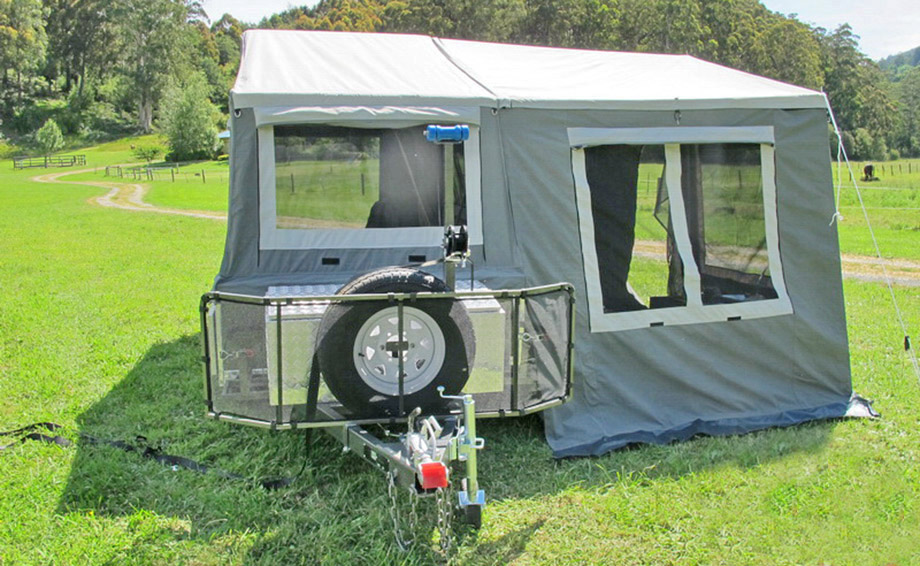 Extremo Deluxe High quality tent as standard
