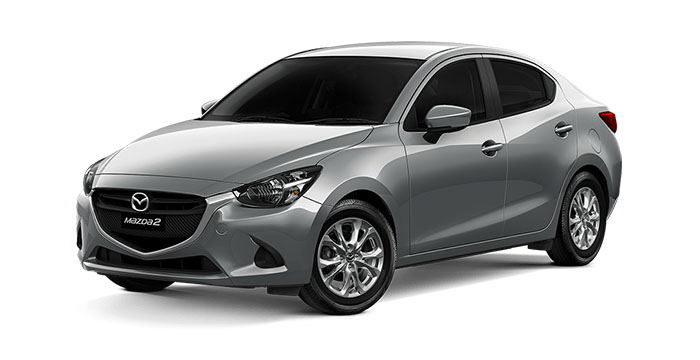 2017 Mazda 2 DL Series Neo Sedan Sedan