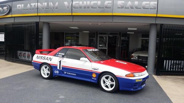 NISSAN GODZILLA R32 GTR Tribute Race Car