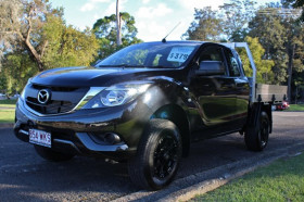 2015 Mazda BT-50 UP0YF1 XTR Utility