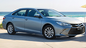 Camry Design and versatility