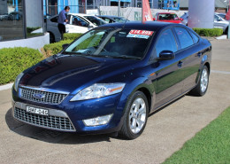 Ford Mondeo Zetec Used MA