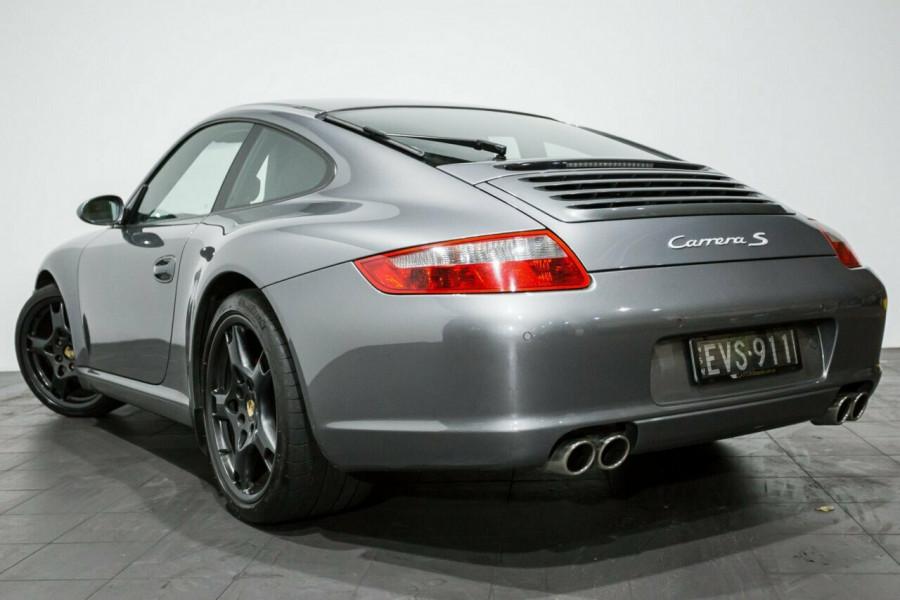 2007 Porsche 911 Carrera 997 My07 S Coupe For Sale In