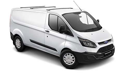2017 MY17.25 Ford Transit VN Custom 340L LWB Van