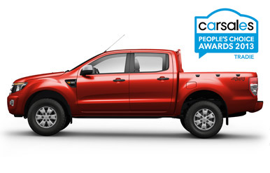 Ranger 4x4 XLS Double Cab Pick-up 3.2L Diesel