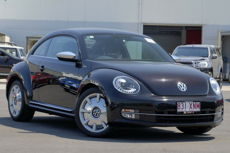 2013 Volkswagen Beetle 1L MY13 Fender Edition Coupe DSG Liftback