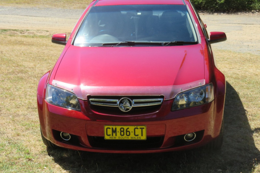2006 Holden Berlina VE Sedan