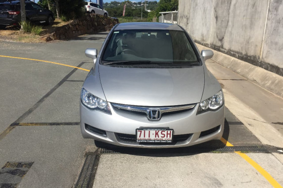 2007 Honda Civic 8th Gen  VTi Sedan