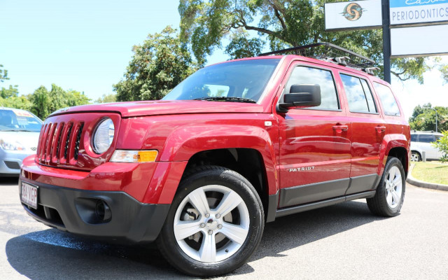 Jeep Patriot SPORT MK MY14