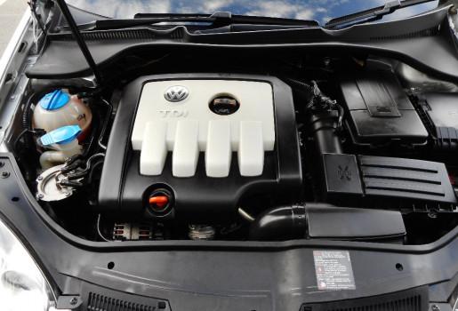 2006 Volkswagen Golf Hatchback