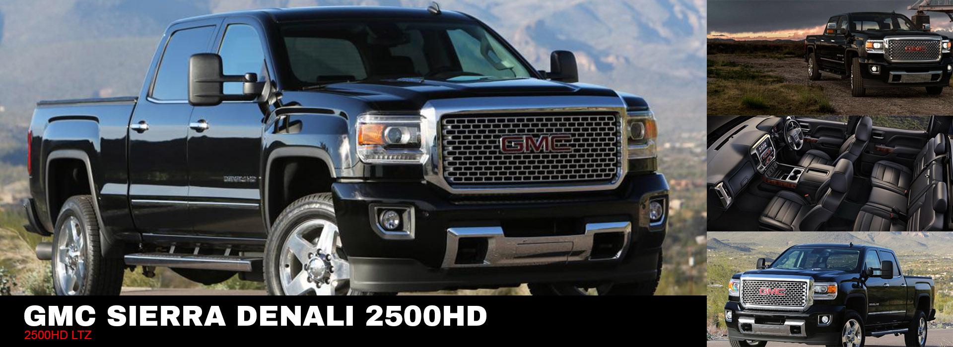GMC Sierra Denali Trucks for sale