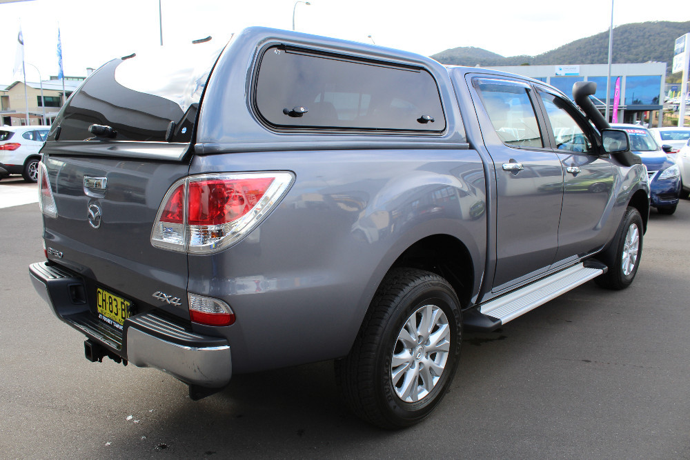 2014 Mazda BT-50 UP0YF1 GT Ute