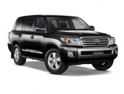 New Toyota LandCruiser 200