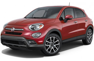 Fiat 500X Cross Plus 334