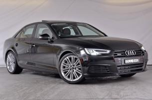 Audi A4 sport B9 F4