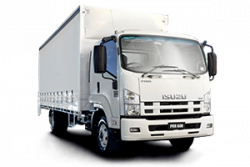 New Isuzu Medium Trucks