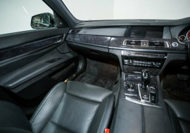 2009 BMW 740I F01 Steptronic Sedan