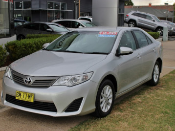 Toyota Camry Altise Used ASV50R