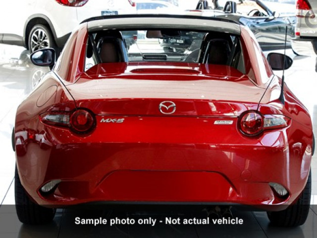 2017 Mazda MX-5 ND RF GT Cvtbl