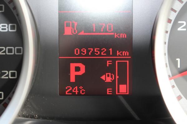 2008 Mitsubishi Lancer CJ MY08 VR Sedan