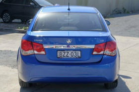 2010 Holden Cruze JG CD Sedan