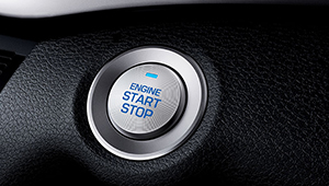 All-New Elantra Keyless entry and push-button start