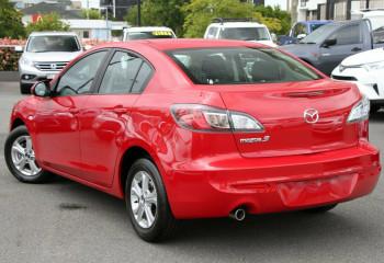 2012 MY13 Mazda 3 BL10F2 MY13 Neo Sedan
