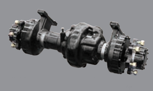 High Durable Split Type Drive Axle