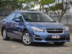 Subaru Impreza 2.0i Sedan G4