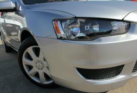 2010 MY Mitsubishi Lancer CJ MY11 SX Sportback Hatchback