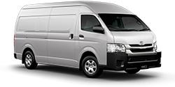SLWB Van