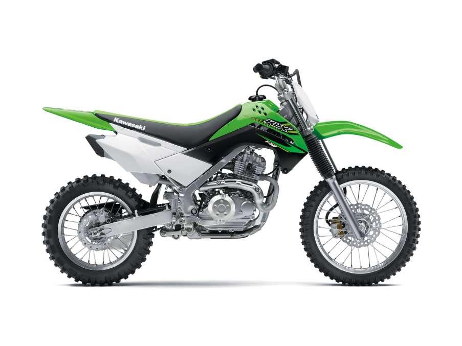 2017 Kawasaki KLX140L 2017 KLX140L