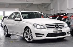 Mercedes-Benz C250 Avantgarde W204  BlueEffici