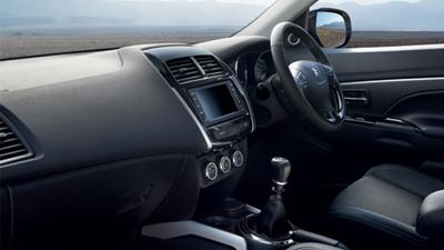 4008 SUV Interior Comfort