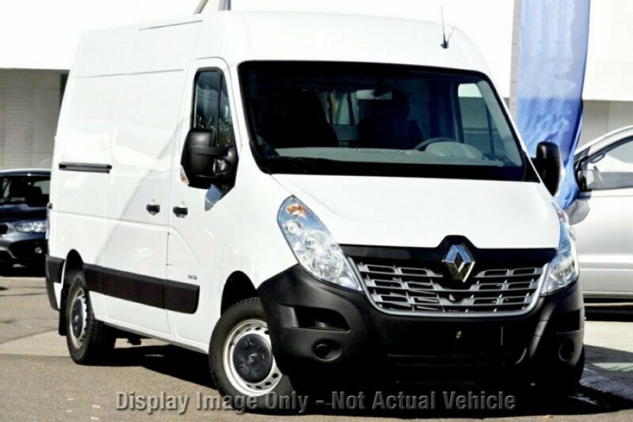 a63542a1f2 2018 MY17 Renault Master Van X62 Medium Wheelbase Van ...
