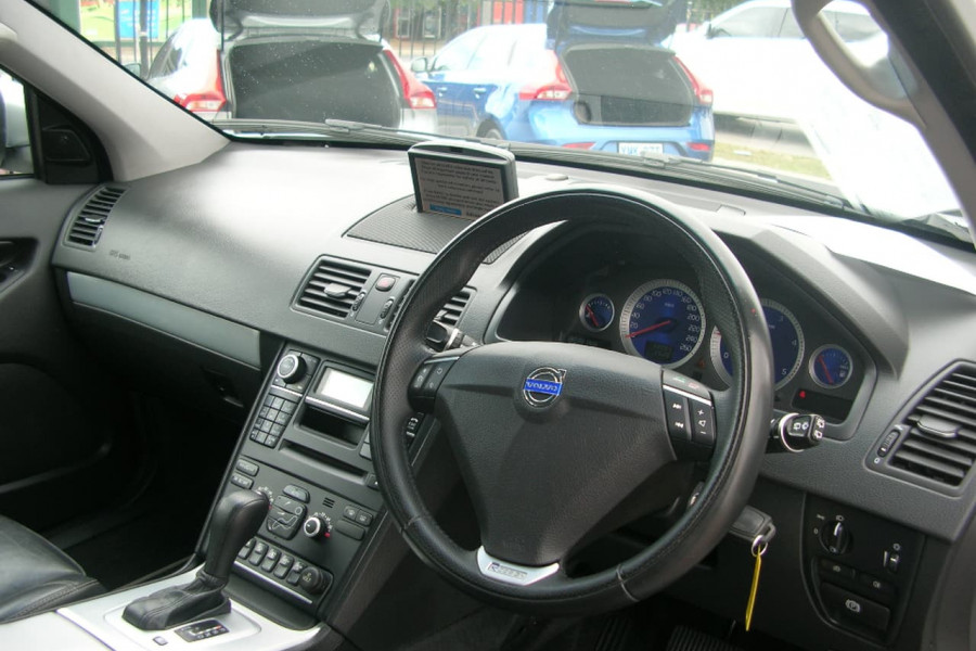 2012 Volvo XC90 P28  D5 D5 - R-Design Wagon