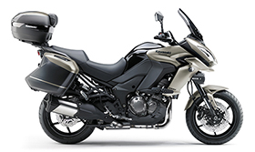 2016 Versys 1000 Change Your View - Key Features