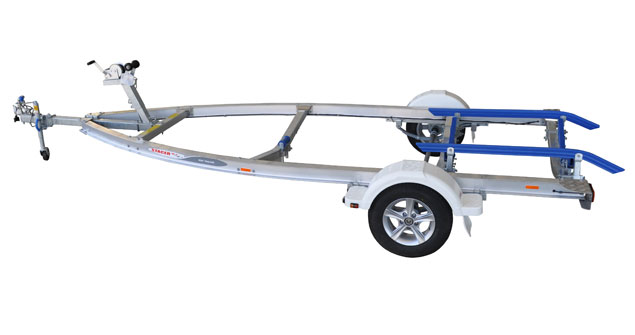 Trailers 749kg Alloy Trailer