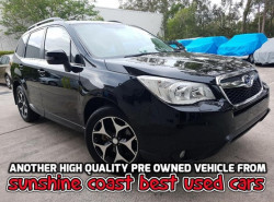 Subaru Forester 2.0D-S S4